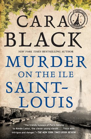 Murder on the Ile Saint-Louis by