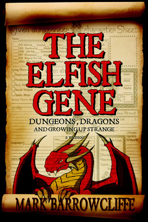 The Elfish Gene by Mark Barrowcliffe