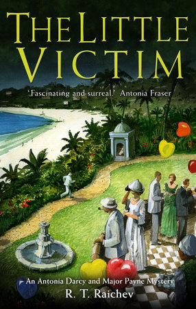 The Little Victim by R.T. Raichev