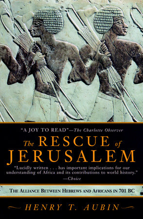 The Rescue of Jerusalem by Henry T. Aubin
