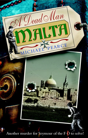 A Dead Man in Malta by