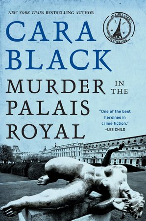 Murder in the Palais Royal by