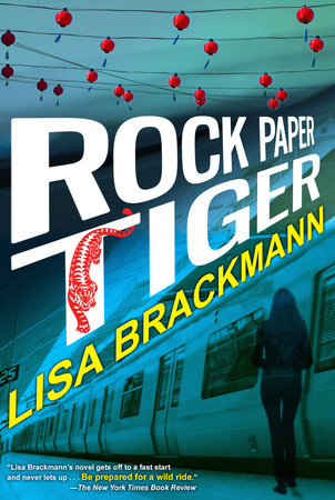 Rock Paper Tiger by Lisa Brackmann