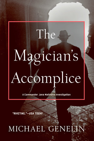 Magician's Accomplice by