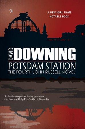Potsdam Station (John Russell World War II Spy Thriller #4)