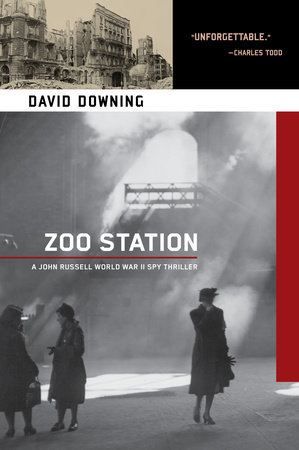Zoo Station by