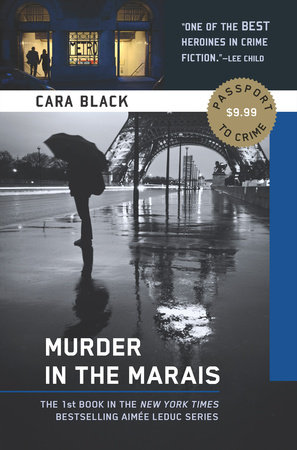 Murder in the Marais by