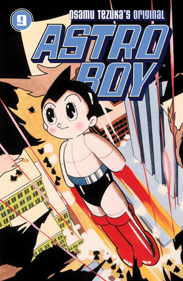 Astro Boy Volume 9
