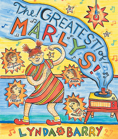 The Greatest of Marlys by