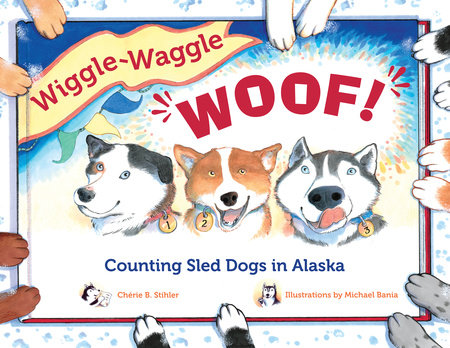 Wiggle-Waggle Woof by