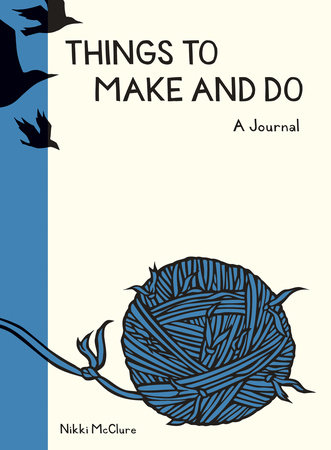 Things to Make and Do Journal by