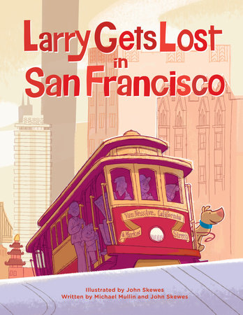 Larry Gets Lost in San Francisco by