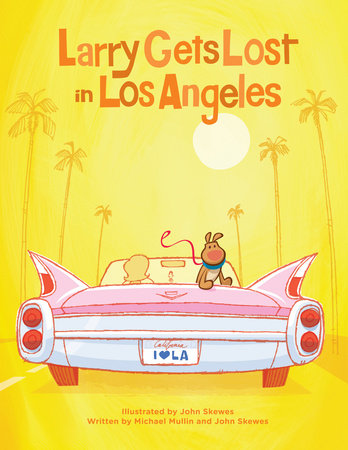 Larry Gets Lost in Los Angeles by