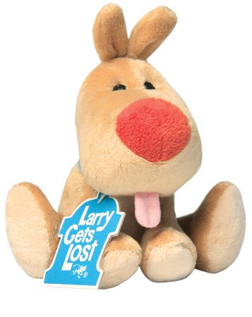 Larry Gets Lost Plush Doll by