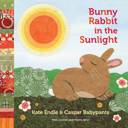 Bunny Rabbit in the Sunlight by