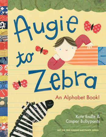 Augie to Zebra by Caspar Babypants