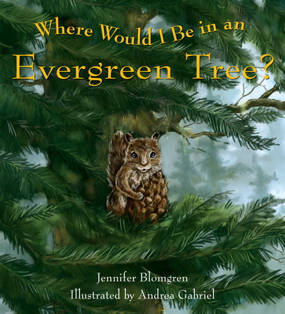 Where Would I Be in an Evergreen Tree? by