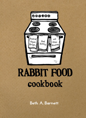 Rabbit Food Cookbook by