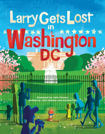 Larry Gets Lost in Washington, DC by