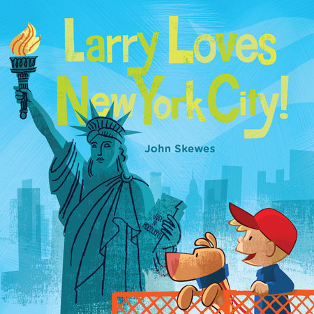 Larry Loves New York City!