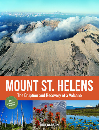 Mount St. Helens 35th Anniversary Edition