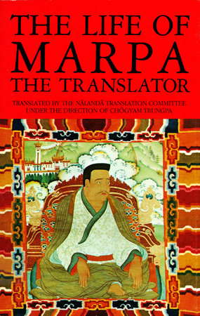 The Life of Marpa the Translator by