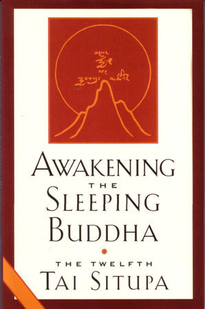 Awakening the Sleeping Buddha by Pema Donyo Nyinche
