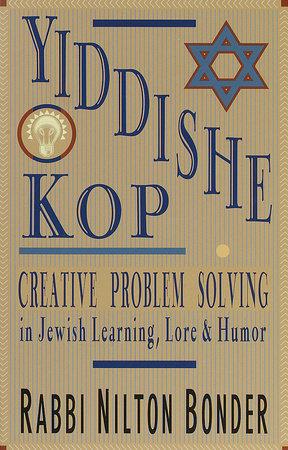 Yiddishe Kop by Rabbi Nilton Bonder