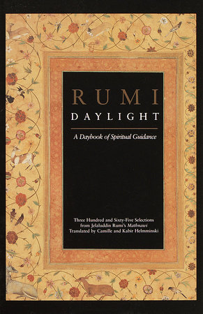 Rumi Daylight by Camille Adams Helminski
