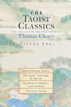 The Taoist Classics, Volume 2 by Thomas Cleary