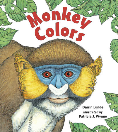 Monkey Colors by