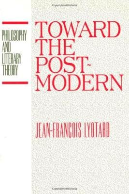 Toward the Postmodern by