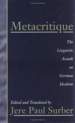 Metacritique by