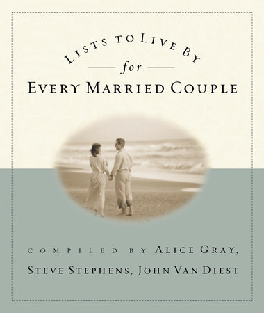 Lists to Live By for Every Married Couple by