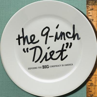 The 9-Inch Diet by