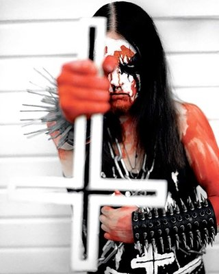 True Norwegian Black Metal by