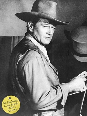 John Wayne: The Legend and the Man by