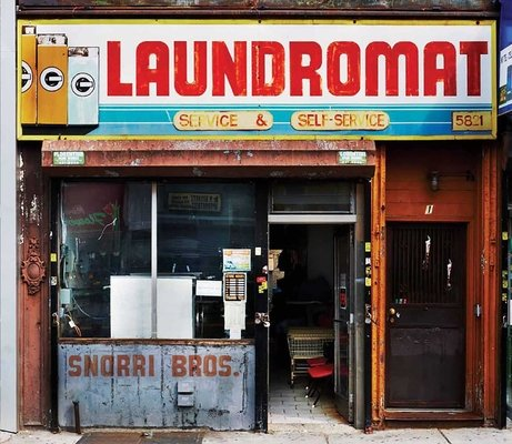 Laundromat by