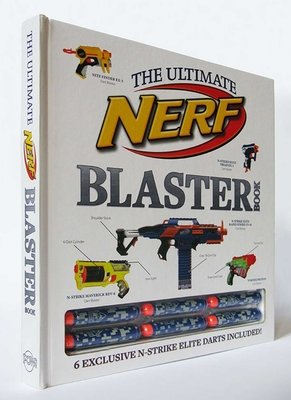 NERF: Ultimate Blaster Book by Nathaniel Marunas