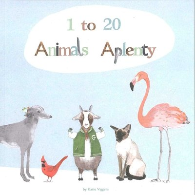 1 to 20, Animals Aplenty by