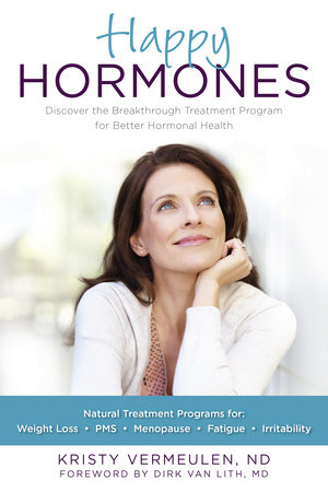 Happy Hormones by Kristy Vermeulen