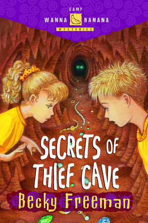 Secrets of Thief Cave by