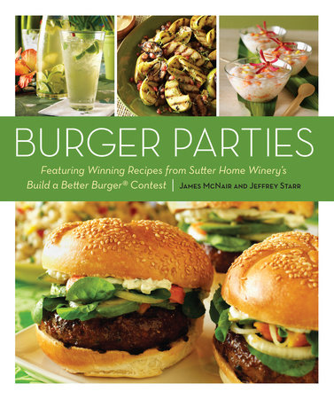 Burger Parties by Jeffrey Starr and James McNair