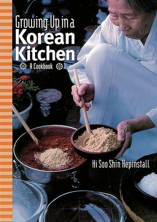 Growing up in a Korean Kitchen by