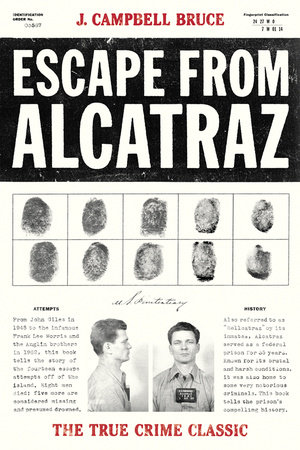 Escape from Alcatraz by J. Campbell Bruce