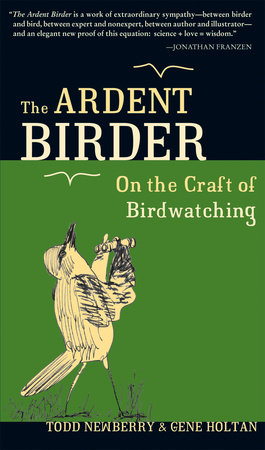 The Ardent Birder by