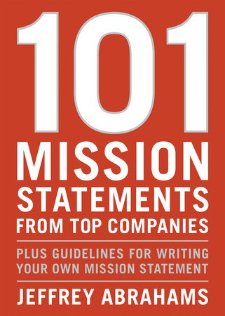 101 Mission Statements from Top Companies by