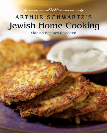 Arthur Schwartz's Jewish Home Cooking by