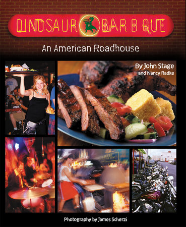Dinosaur Bar-B-Que by