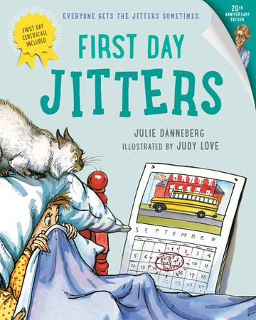 First Day Jitters by